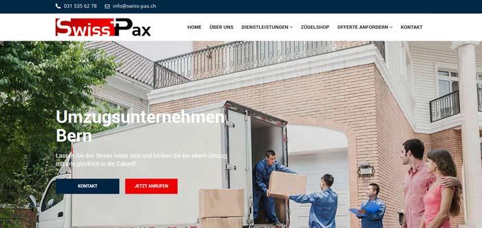 Profis bei der Arbeit: Swiss-Pax, die Reinigungsfirma in Bern