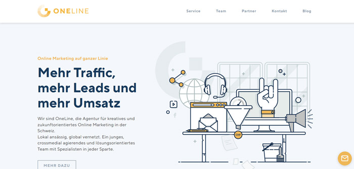 Online Marketing Agentur Luzern